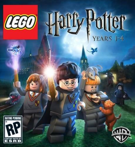 Обзор игры lego harry potter years 5 7 youtube